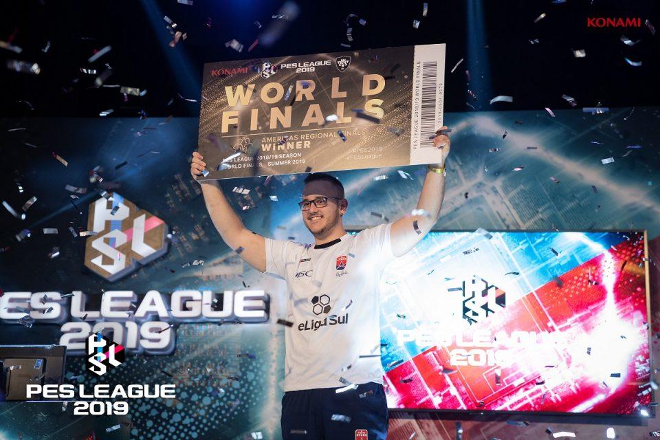I mondiali della PESLeague 2019 si terranno nell'Emirates Stadium
