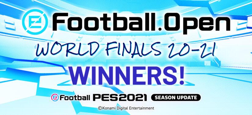 eFootball.Open – Annunciati tutti i risultati delle World Finals
