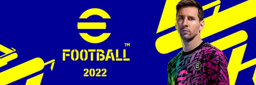 eFootball 2022 in uscita il 30 Settembre per Console e PC