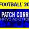 eFootball 2022 - Prima patch correttiva in arrivo ad ottobre